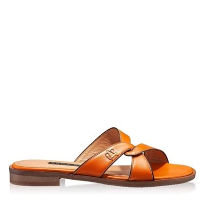 Изображение Женские Сабо 5836 Vitello Orange