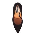 Imagine Pantofi Eleganti Dama 4332 Camoscio Negru