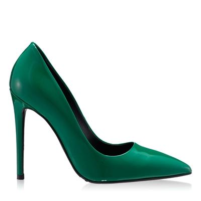 Imagine Pantofi Eleganti Dama 5597 Lac Verde