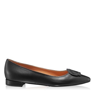 Imagine Pantofi Dama 5854 Nappa Negru