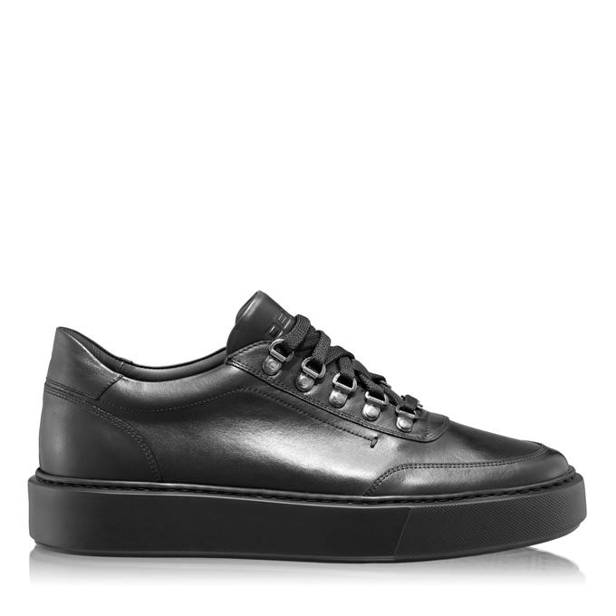 Imagine Pantofi Sport Barbati 6900 Vitello Negru