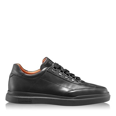Imagine Pantofi Sport Barbati 7001 Vitello Negru