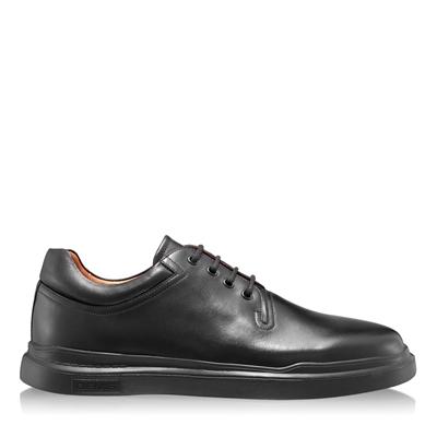 Imagine Pantofi Sport Barbati 7002 Vitello Negru